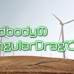 【Unity】RigidbodyのAngularDrag(回転の抵抗)を変えて実験