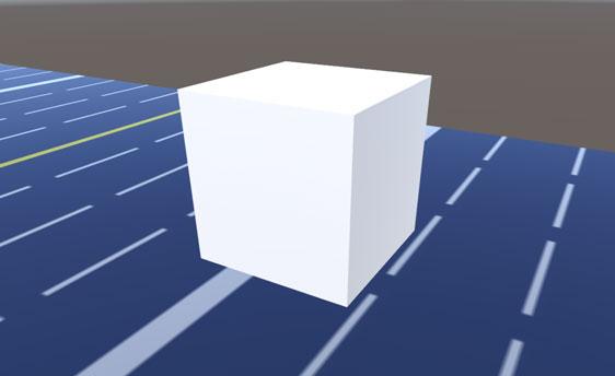 目安となる立方体