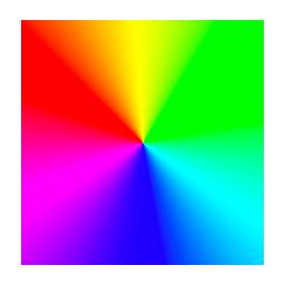 色相のイメージ