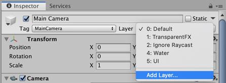 Add Layerからレイヤーを追加