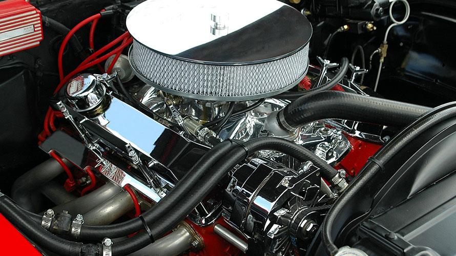 エンジンのイメージ