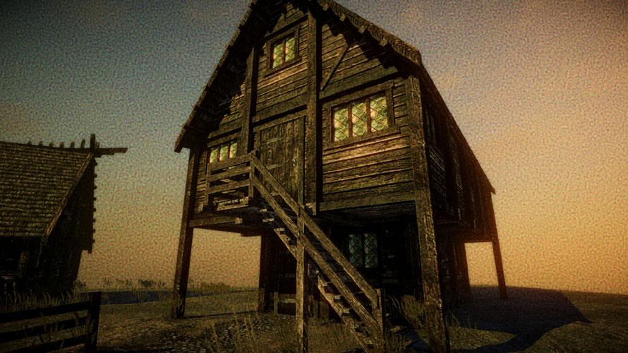 思い出の家